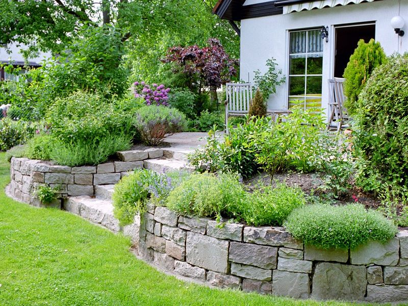 359 best *garden: walls & stairs images on pinterest | garden, Gartenarbeit ideen